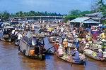 Cai Rang loating markets.